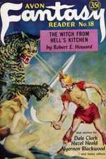 The Witch from Hell's Kitchen  by  Robert E. Howard