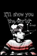 I'll show you the world