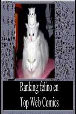 Ranking felino en Top Web Comics