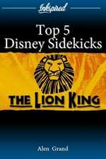 Top 5 Disney Sidekicks