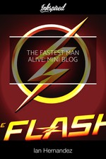 The Fastest Man Alive: Mini Blog