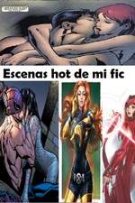 Escenas hot del universo Marvel