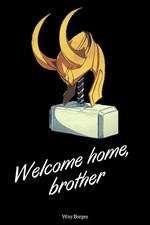 Welcome home, brother