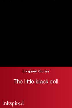 The little black doll