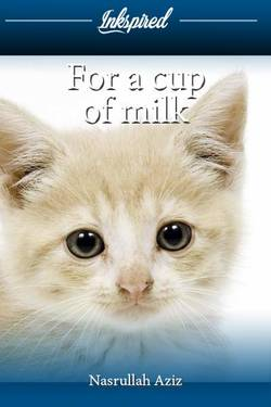 For a cup of milk