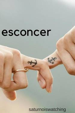 Esconcer (boyslove)