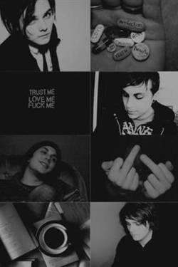 Falling In Love Will Kill You - Frerard