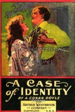 A Case of Identity. By Arthur Conan Doyle
