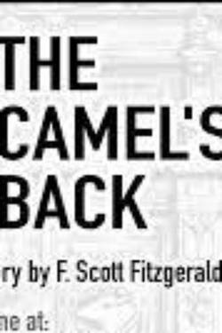 The Camel's Back By Scott Fitzgerald