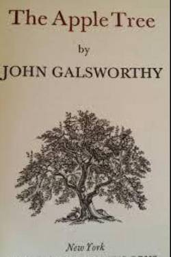 The Apple Tree By John Galsworthy