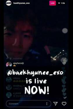 @baekhyunee_exo is live now