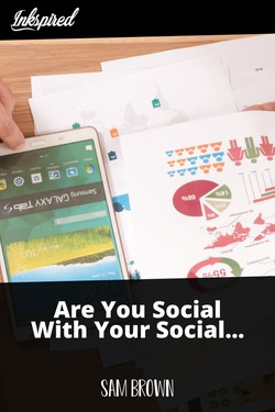 Are You Social With Your Social Media Profiles? (You Better Be)