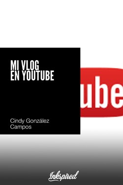 MI VLOG EN YOUTUBE