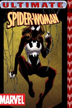Ultimate Spider-Woman