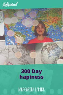300 Day hapiness