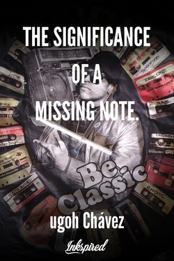 The significance of a missing note.
